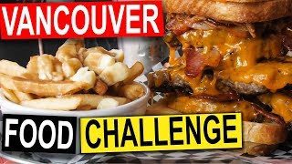 Vancouver Restaurants 2019  - Lucy's Eastside Diner | Vancouver Food Tour