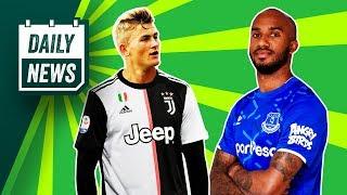 De Ligt having Juventus medical ahead of transfer ►Daily News