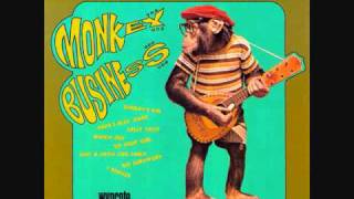 "Thomas Edison's Electric Light Bulb Band Video - ""Sally Sally"" - Monkey Business 1967"
