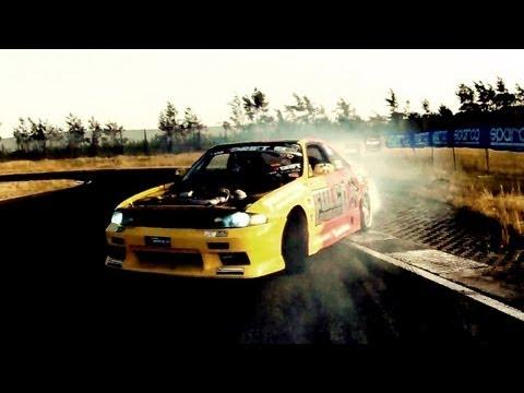 Portuguese Drift Championship Round 3 2013 - KIRO Bombarral  OFICIAL