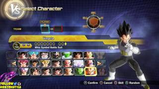 FULL CHARACTER ROSTER & All Variations! | Dragon Ball Xenoverse 2