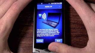 Samsung Wave Software Review Part 2