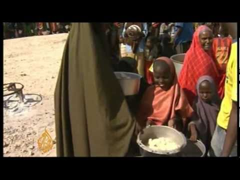 Famine-stricken Somalis need nutrition not just food
