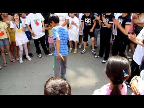 The International Children's Day celebrated in Ferentari (Bucharest)