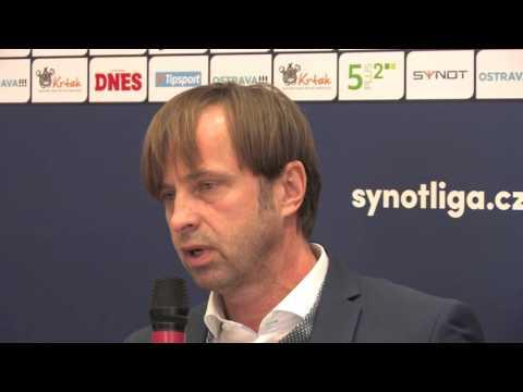 Tisková konference Václava Brabce (4. část, téma: Bazaly a tréninkové centrum)