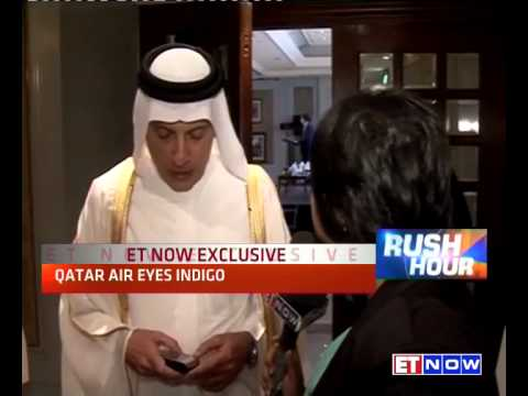 Qatar Airways Only Interested To Buy Stake In IndiGo Says CEO Akbar Al Baker