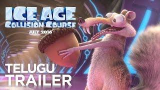Ice Age: Collision Course   Telugu Trailer   Fox Star India