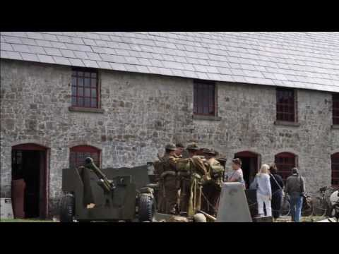 Blaenavon Ironworks World War 2 Re-enactment