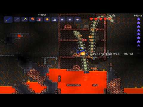 Terraria Molten Weapons ▶ Terraria Molten Armor And