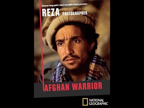 Reza photographer - Afghan Warrior
