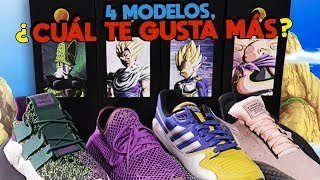 Tenis DRAGON BALL edición especial ADIDAS ORIGINALS.