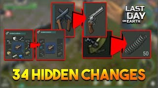 34 HIDDEN CHANGES IN VERSION 1.9  |  LAST DAY ON EARTH: SURVIVAL