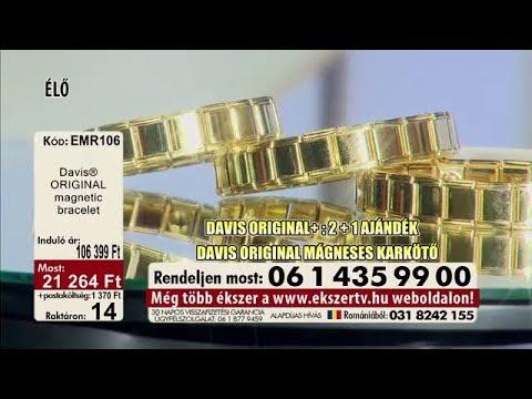 Ékszer TV - Ákos (1.8.2019)