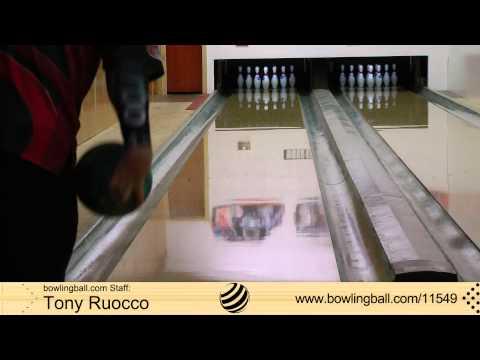 bowlingball.com Tony Ruocco Divergent Path Bowling Ball Reaction Video Review