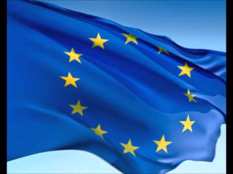 European Union International Anthem -