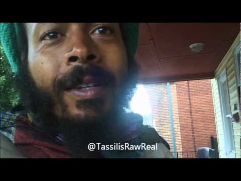Tassili's Raw Reality Restaurant   Food for Thought Lecture Series Preview – Ras Ben