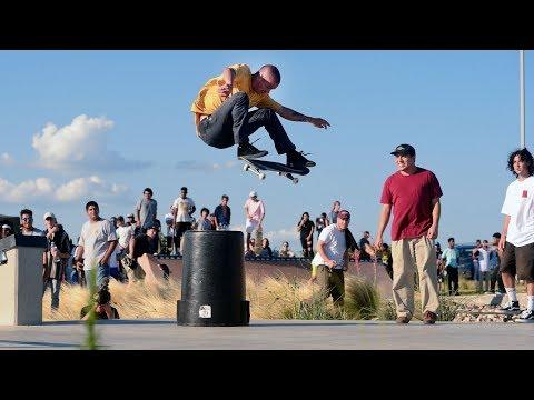 Vans Scorchin' Summer: Fort Worth Demo