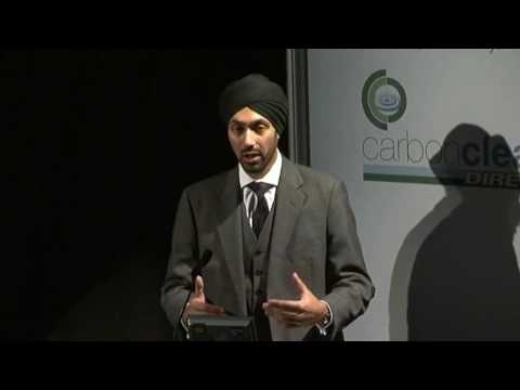 Public Service Events - Green Travel, Kulveer Ranger, Mayor of London's Transport Director