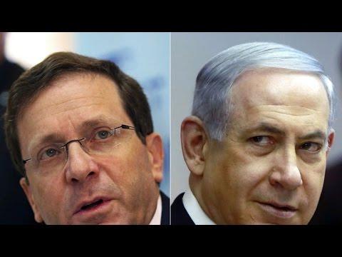 Israeli PM Benjamin Netanyahu in tight re-election race