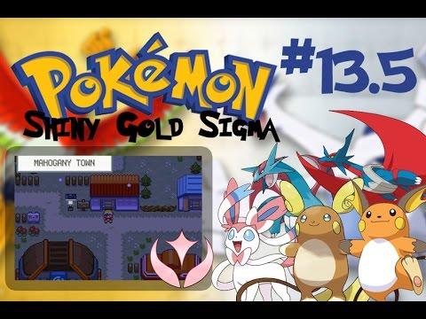 Pokemon Shiny Gold Sigma Mega Evolución. Tipo Hada. Alola y más!