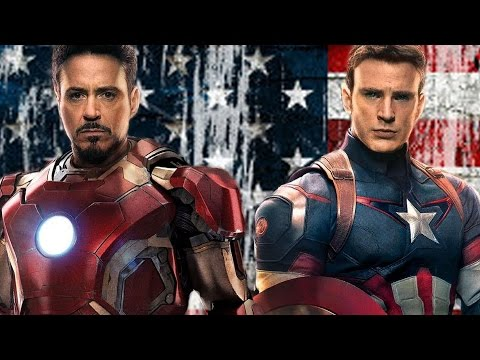 AMC Movie Talk - Iron Man In CAPTAIN AMERICA 3 And Start Of CIVIL WAR Report