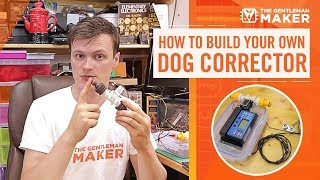 How to Build Your Own Dog Corrector