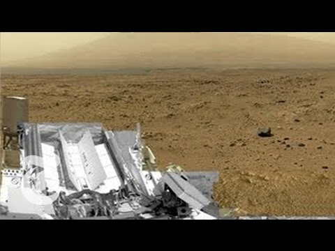A Year on Mars - The Journey of Mars Rover Curiosity