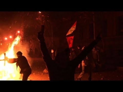 Clashes in Egypt after deadly football disaster