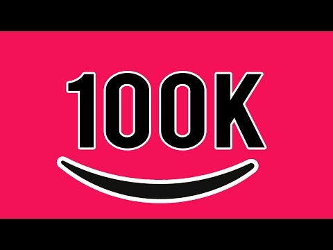 We Hit 100K Subscribers!