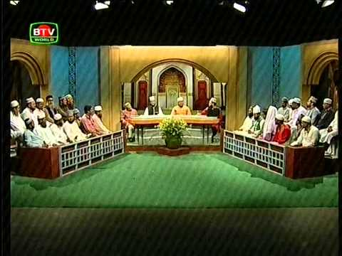 Bangla TV Program Mawlana Selim Hossain Azadi - Mobarock Mas Romjan Part 1