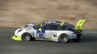 Porsche 911 GT3 R 24hr @RaceSonoma USA PROJECT CARS 2 Race POV