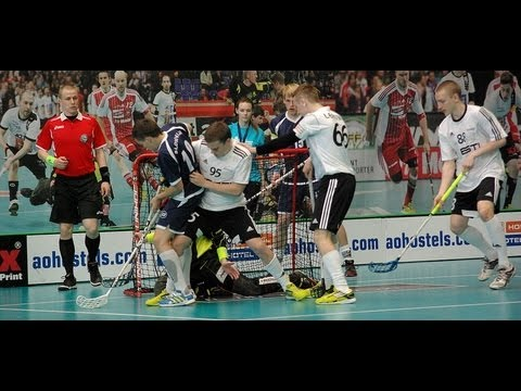 Men's U19 WFC - Slovenia v Estonia