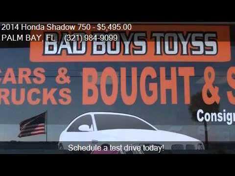2014 Honda Shadow 750 Aero for sale in PALM BAY, FL 32905 at
