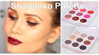 SHAAANXO PALETTE BH COSMETICS | Review | Alle Swatches | Make Up Tutorial