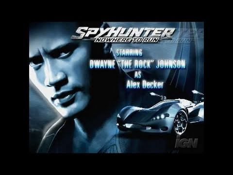 Spy Hunter: Nowhere to Run Xbox Trailer - Extended Trailer