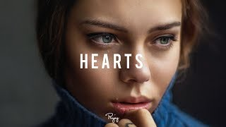 """Hearts"" - Sad Emotional Rap Beat | Free R&B Hip Hop Instrumental Music 2017 | Ganga #Instrumentals"