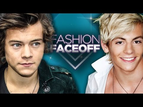 Harry Styles vs Ross Lynch?? - Fashion Faceoff Guys Edition 2014 Championship
