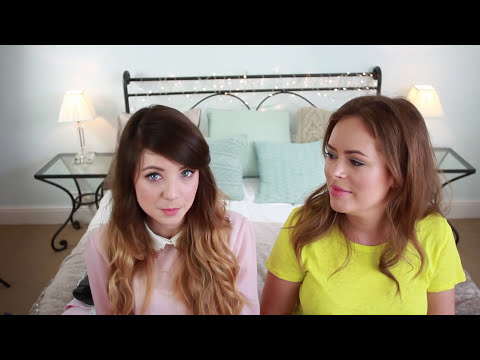 Clothes Haul with Tanya Burr | Zoella