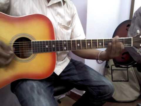 Aashiqui Saanso Ki Zaroorat Hai Jaise on Guitar