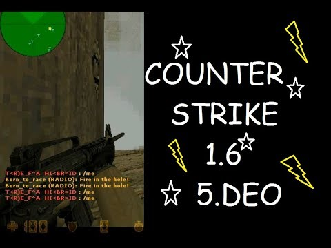 Counter-Strike 1.6 6.deo