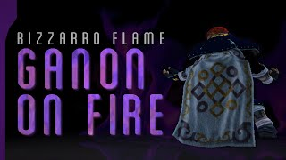 Ganon on Fire: Sequel to Ganon on Ice by Bizzarro Flame