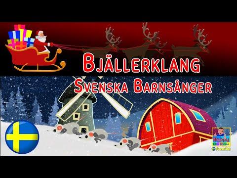 Bjällerklang med mera - 20 minuter barnvisor på svenska  Svenska Barnsånger   Barnsånger på svenska