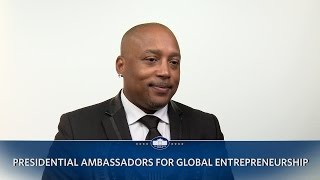 PAGE Ambassador – Daymond John of FUBU