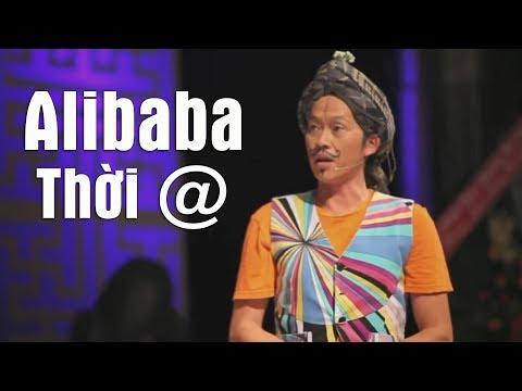 Hài Hoài Linh 2018 | Alibaba Thời @ | Hoài Linh - Chí Tài - Thanh Tân | Hài Mới Nhất 2018