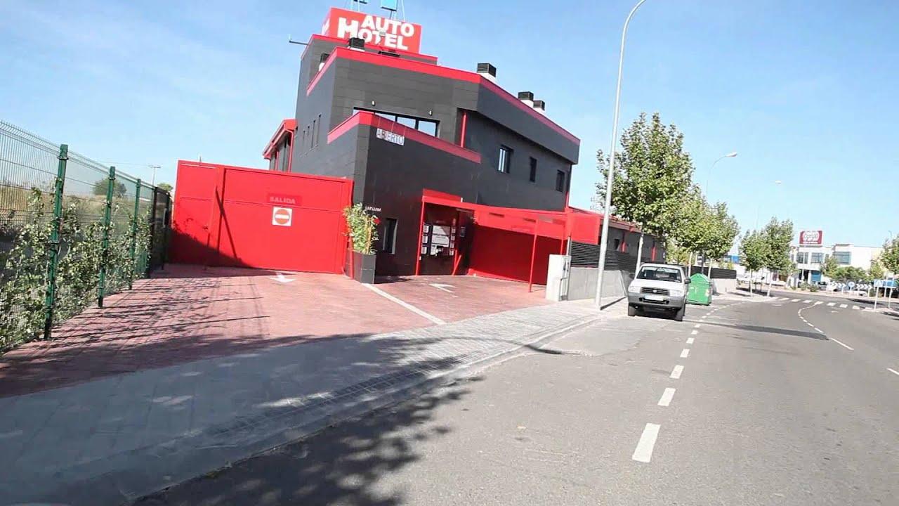 guia motel madrid: