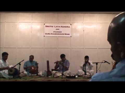 Koluvamaragatah Thodi Gnani Flute