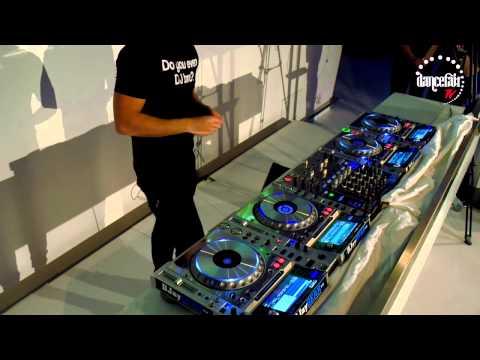 Laidback Luke's Hour-Long 'Real DJing' Seminar @ Dancefair