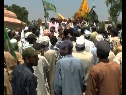 PML N Leaders & Supporters Celebration Election Victory Pkg City42