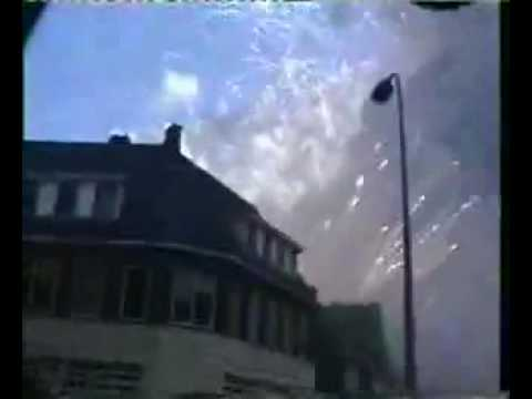 Vuurwerkramp enschede Beelden Explosie