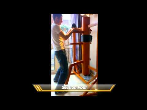 Slow Wing Chun Wooden Dummy Form Image 1